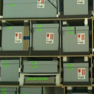 Custom archival storage solutions by Func Art Design INC